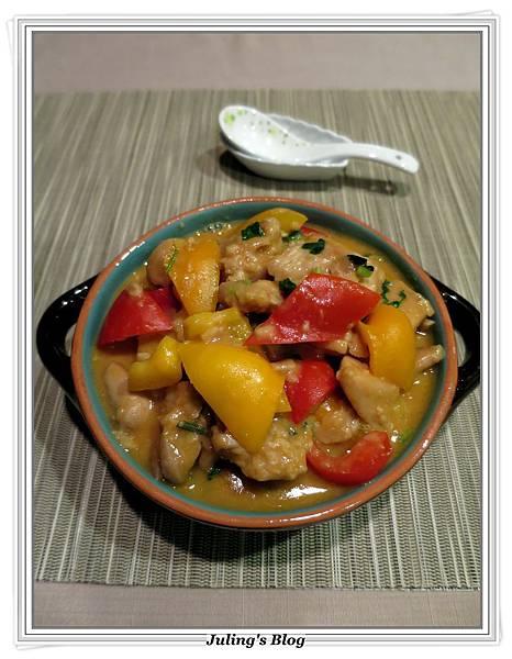 花生醬彩椒雞1.JPG