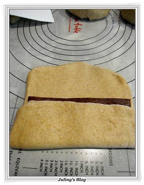 大理石巧克力麵包做法16.JPG