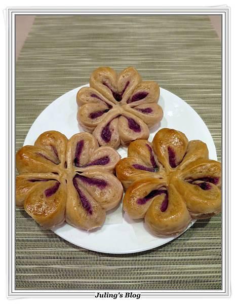 花形紫薯麵包1.JPG