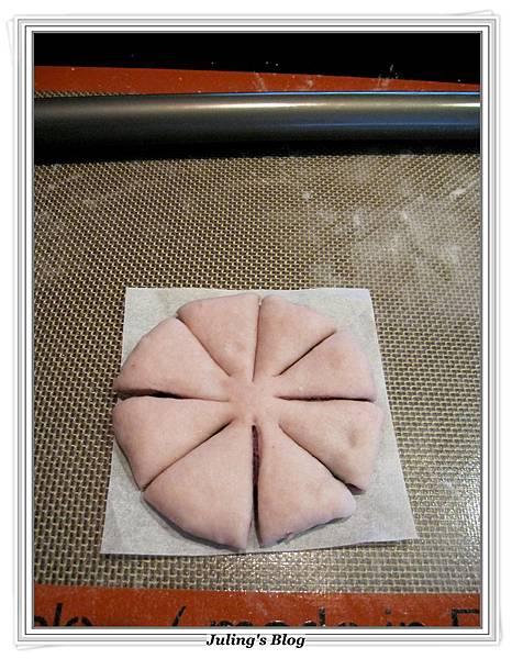 花形紫薯麵包做法11.JPG