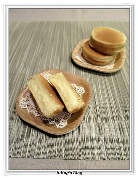 奶油車輪餅3