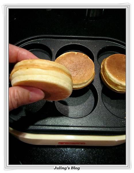 奶油車輪餅做法15.JPG