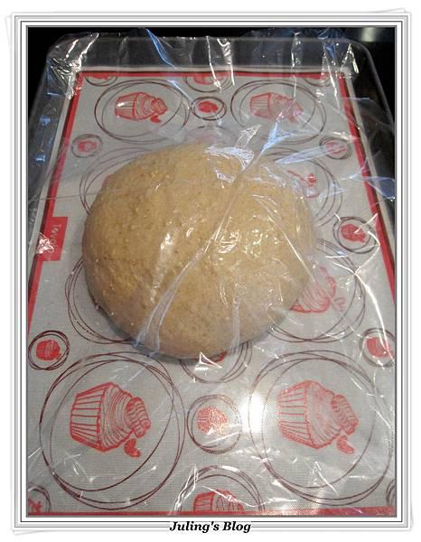 蔥香蒜味麵包做法5.JPG