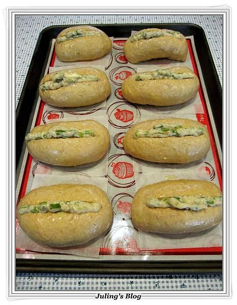 蔥香蒜味麵包做法12.JPG