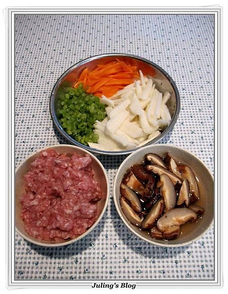 山藥香菇肉粥做法1.JPG