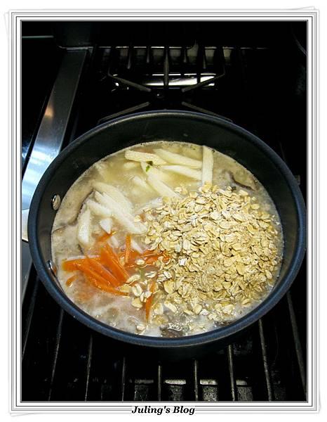 山藥香菇肉粥做法5.JPG
