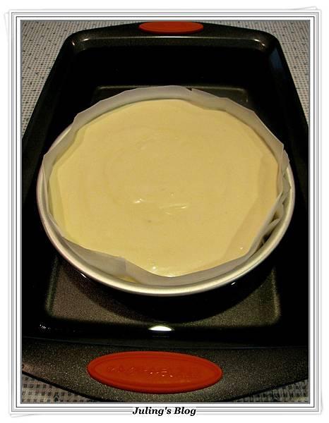 日式舒芙蕾起司蛋糕做法13.JPG