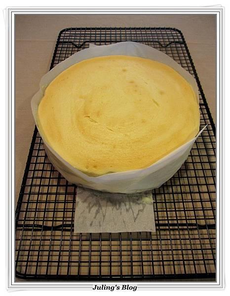 日式舒芙蕾起司蛋糕做法15.JPG