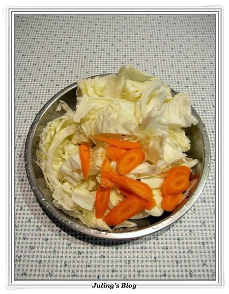 豆腐什蔬煲做法5.JPG