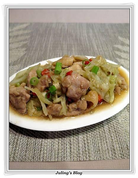 高麗菜燜雞3.JPG