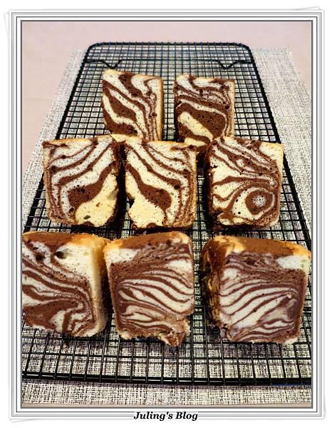 斑馬紋戚風蛋糕2.JPG