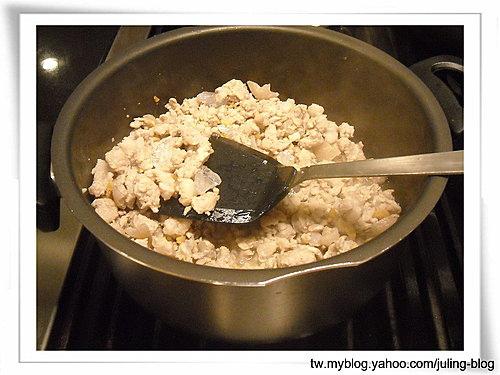 皮蛋肉燥乾拌麵與滷肉飯(肉燥兩吃)6.jpg