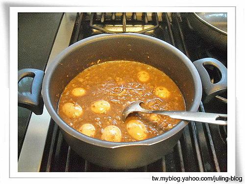 皮蛋肉燥乾拌麵與滷肉飯(肉燥兩吃)10.jpg