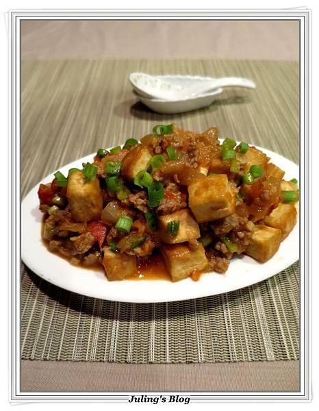 肉末蕃茄燒豆腐1.JPG