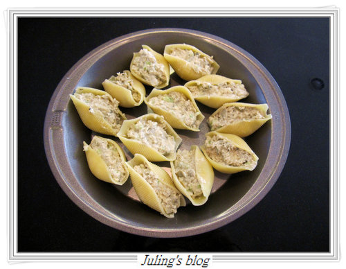 Clam Stuffed Pasta Shells(貝殼麵鑲蛤蜊)6.jpg