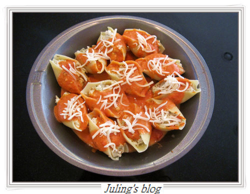 Clam Stuffed Pasta Shells(貝殼麵鑲蛤蜊)9.jpg