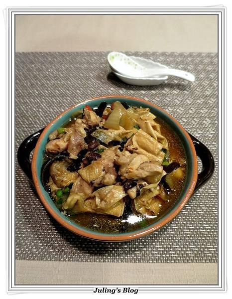 豆豉腐竹雞肉1.JPG
