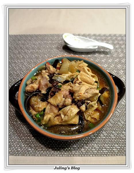 豆豉腐竹雞肉2.JPG