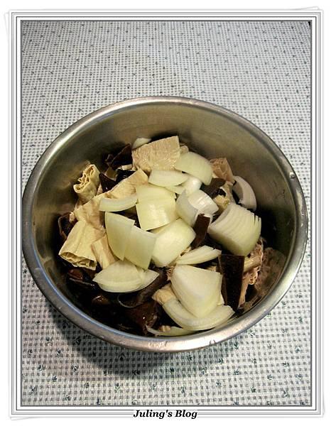 豆豉腐竹雞肉做法2.JPG