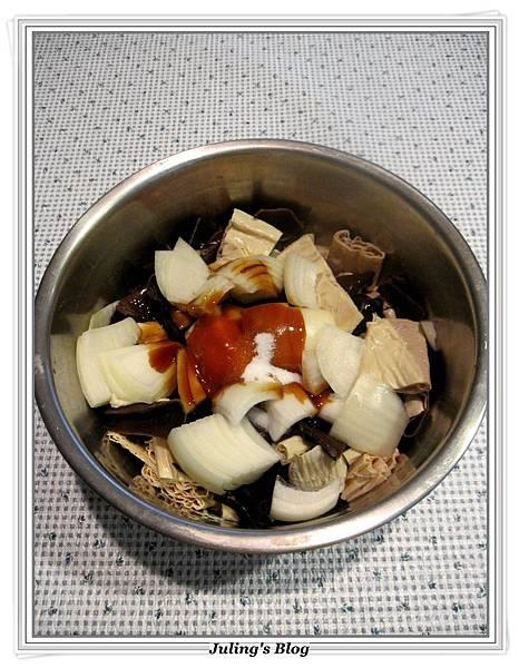豆豉腐竹雞肉做法3.JPG