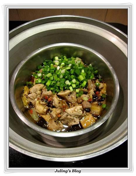 豆豉腐竹雞肉做法6.JPG