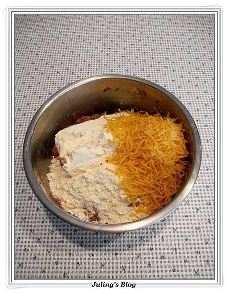 奶油乳酪肉丸做法2.JPG