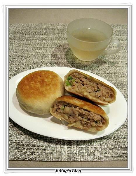 蓮藕豬肉餡餅1.JPG