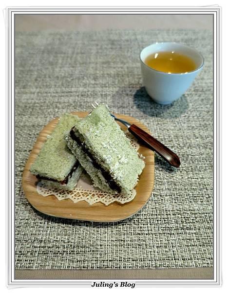 抹茶紅豆鬆糕3.JPG