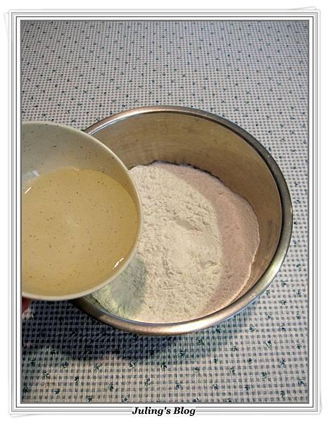 抹茶紅豆鬆糕做法1.JPG