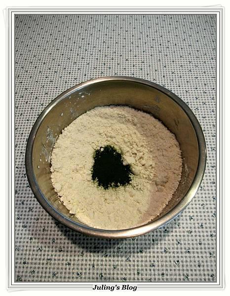 抹茶紅豆鬆糕做法3.JPG