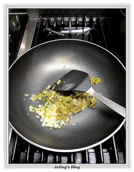 榨菜肉末四季豆做法3.JPG