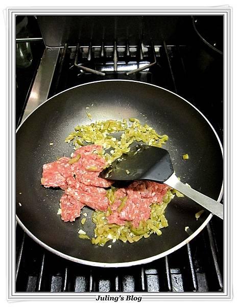 榨菜肉末四季豆做法4.JPG