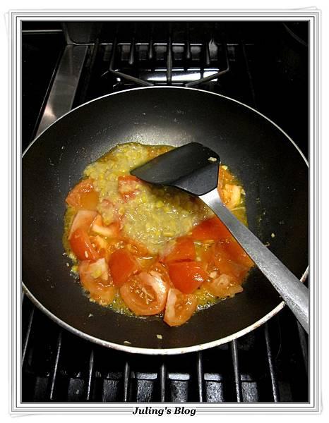 玉米醬炒蕃茄蛋做法5.JPG