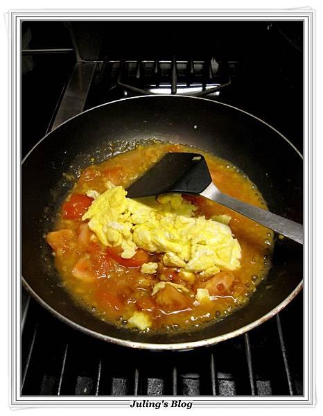 玉米醬炒蕃茄蛋做法7.JPG