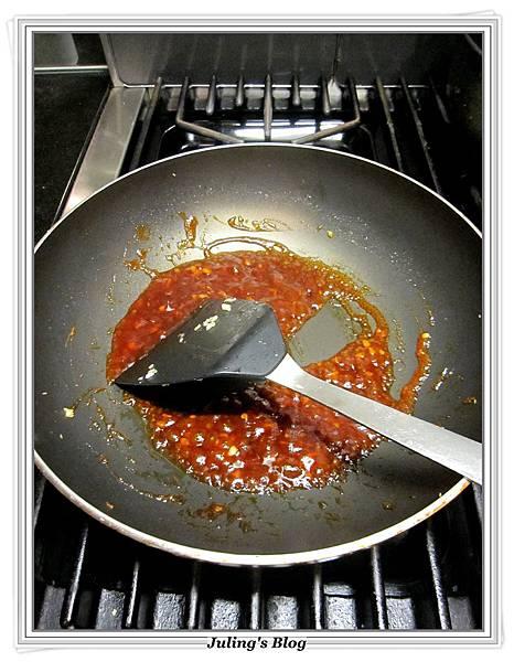 油燜茄醬大蝦做法7.JPG