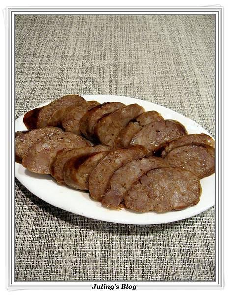 韓式烤肉醬香腸1.JPG