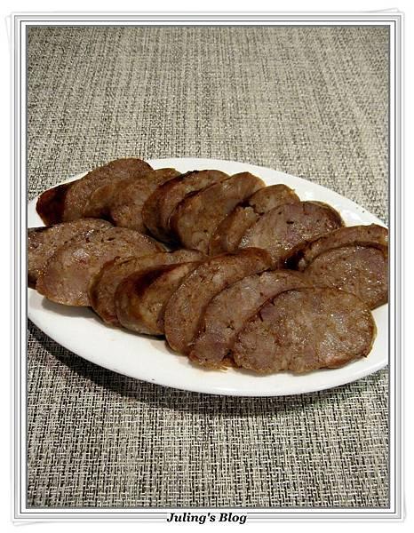 韓式烤肉醬香腸2.JPG