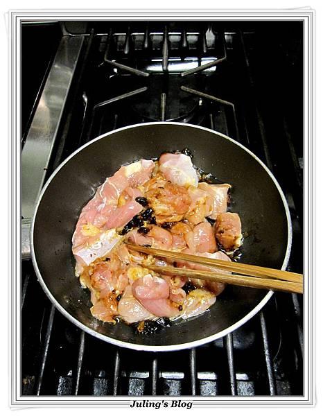 苦瓜燒雞做法6.JPG