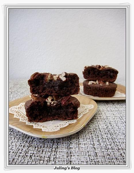 榛果巧克力布朗尼3.JPG