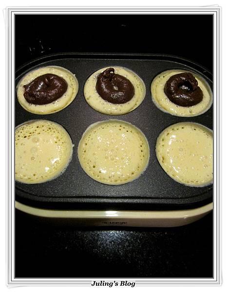 三味奶油車輪餅做法19.JPG