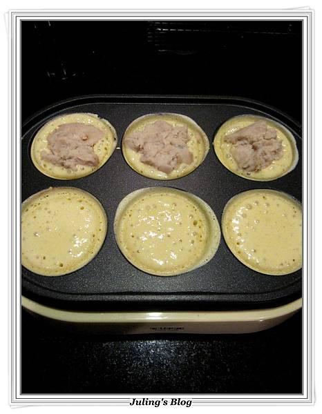 三味奶油車輪餅做法24.JPG