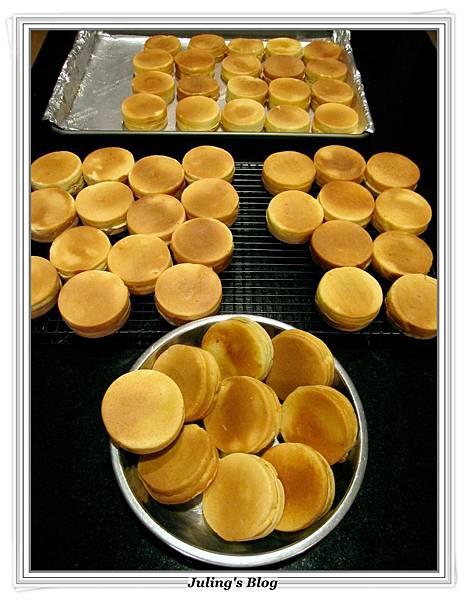 三味奶油車輪餅做法25.JPG