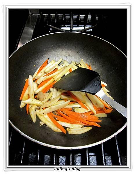 絲瓜燴飯做法5.JPG