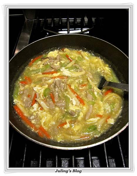 絲瓜燴飯做法12.JPG