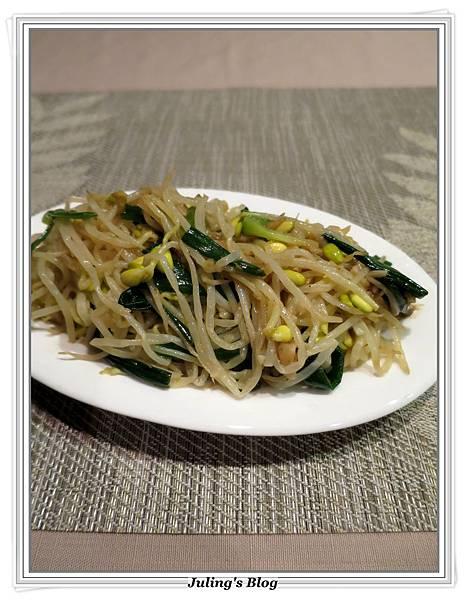 香炒黃豆芽1.JPG