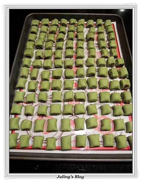 抹茶豆沙餅做法11.JPG