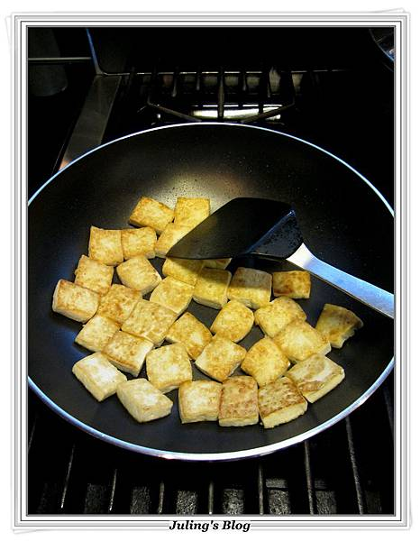 肉末金菇燒豆腐做法3.JPG
