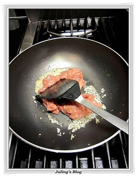 肉末金菇燒豆腐做法6.JPG