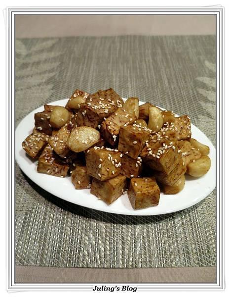 蒜香蜜芋丁1.JPG