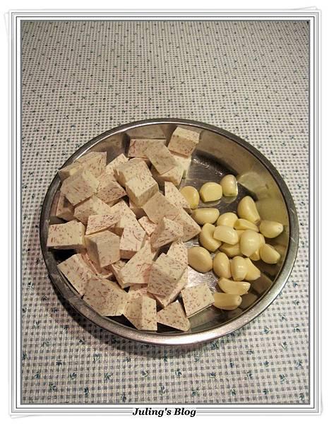 蒜香蜜芋丁做法1.JPG